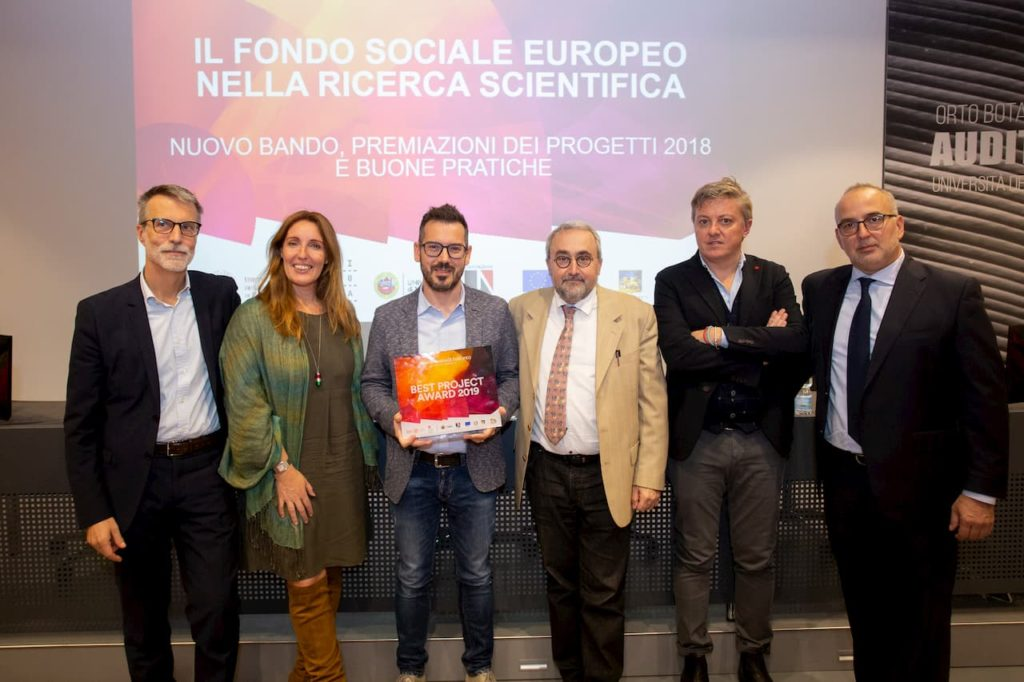 Best Project Award 2019 Verona