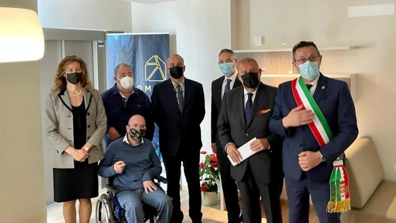 Inaugurazione DomhoBass