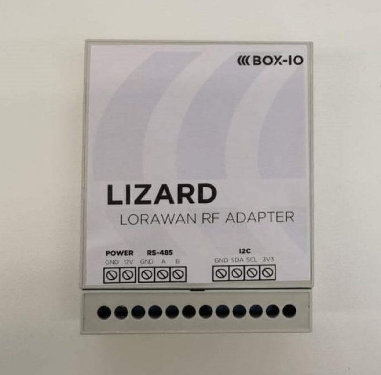 LIZARD copertina