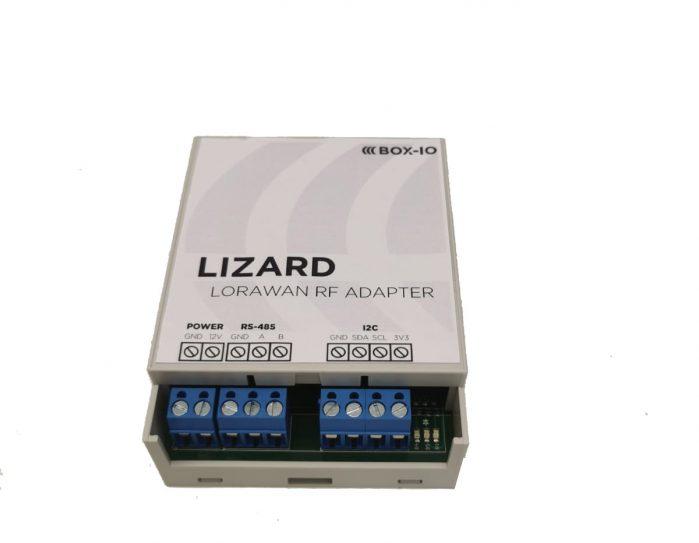 dispositivo LIZARD